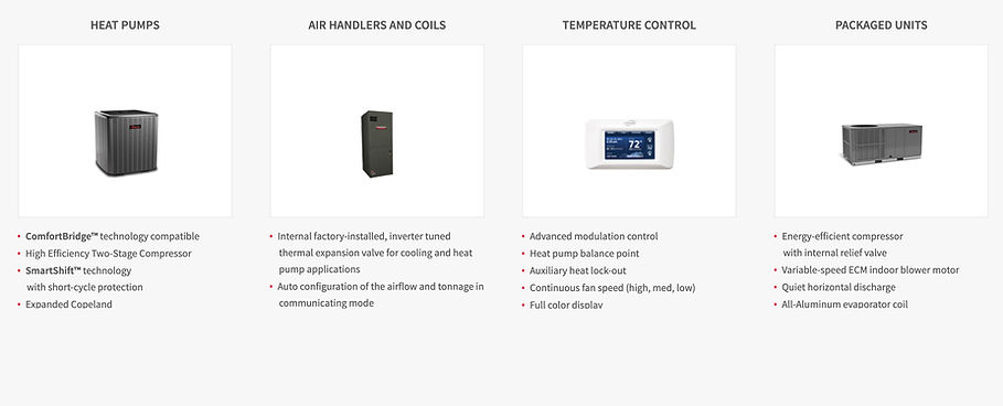 Total Comfort Solutions - Heating And Air Conditioning Services - Amana Product Dealer - Near Doylestown Pa