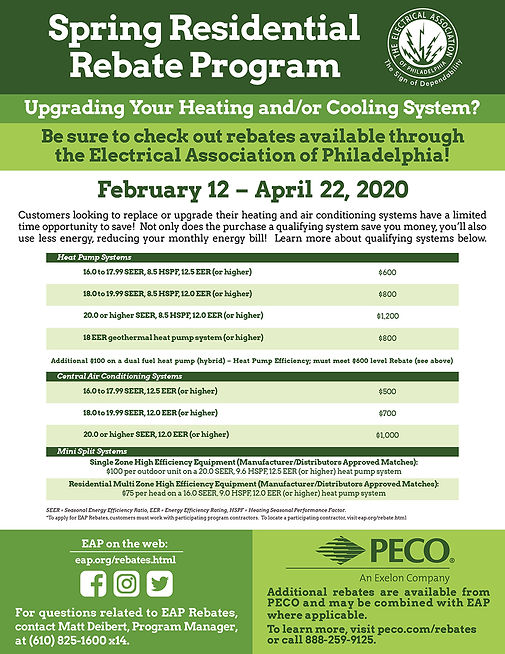 Total Comfort Solutions - Heating And Air Conditioning Services - Spring Rebate - Near Doylestown Pa