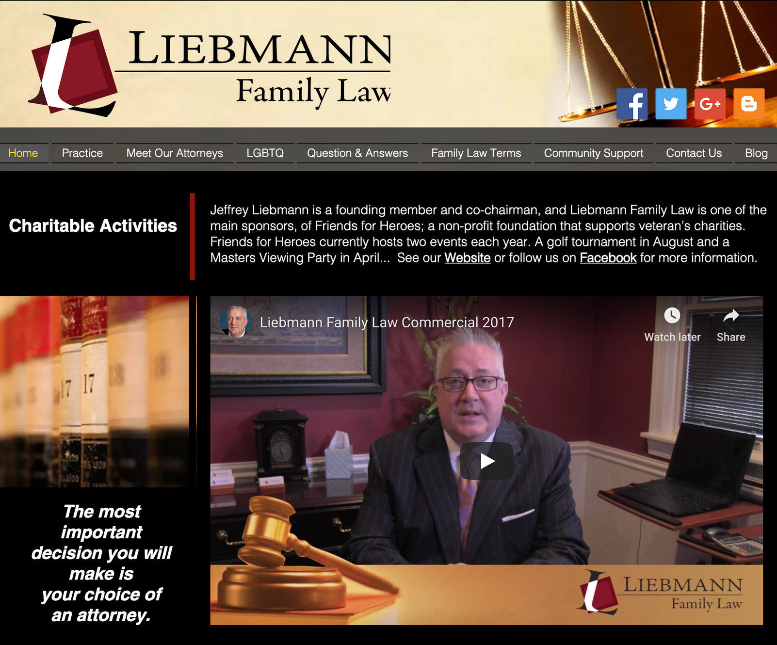 Liebmann Family Law, Located In Newtown PA - Family Law Terms