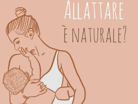 🌱ALLATTARE È NATURALE?🌱