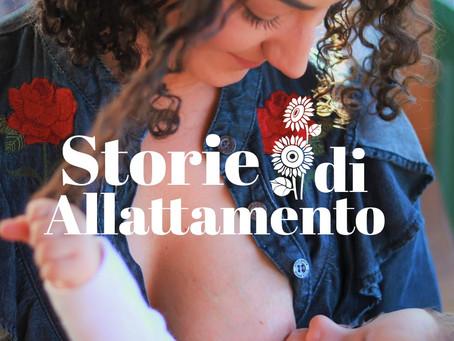 STORIE DI ALLATTAMENTO