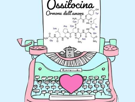 Vi presento l'ormone ossitocina...detto ORMONE DELL'AMORE!💗