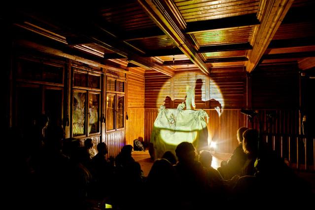 Mycorial Theatre II