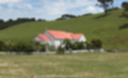 Maori church in New Zealand