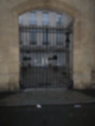 Picture of archway in Paris