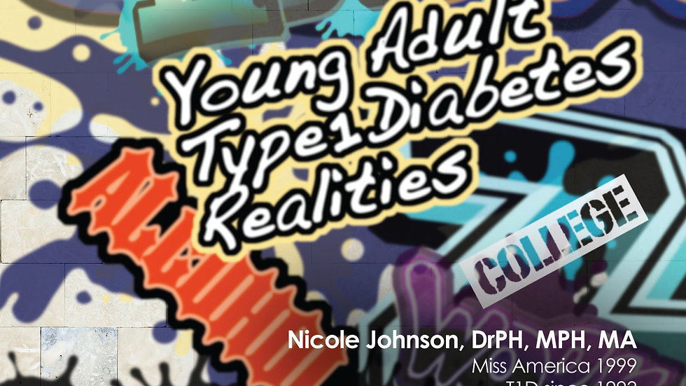 Young Adult Type 1 Diabetes Realities - book