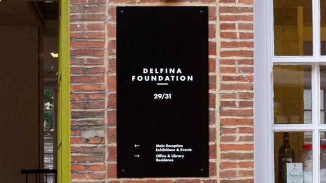 Delfina Foundation 16.9.-27.10.2019