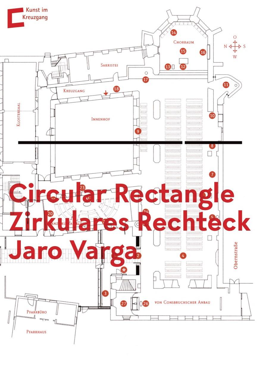 Circular Rectangle / Zirkulares Rechteck Curators Audrey Hörmann, Lars Hofnagel