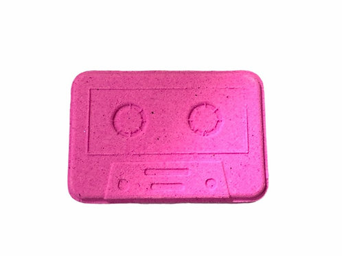 Hip Modern Mix Tape Bath Bomb