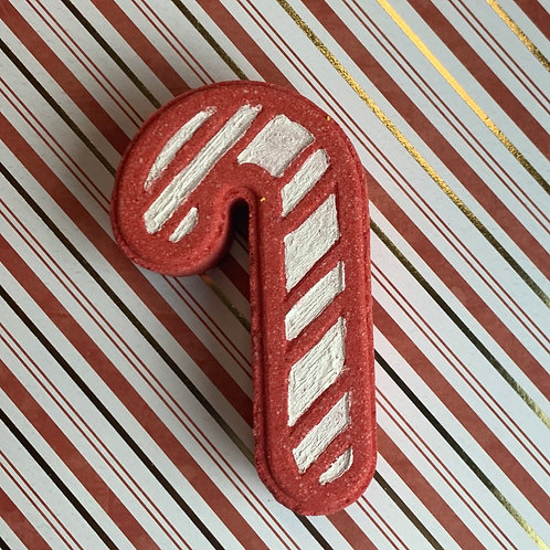 Wholesale Candy Cane Bath Bomb