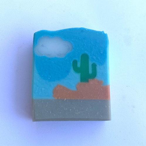 Desert Cactus Soap