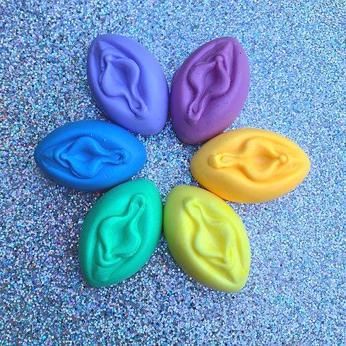 Yoni Miniature Soaps