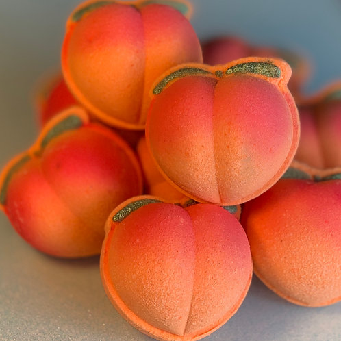Sweet Peach Bath Bomb