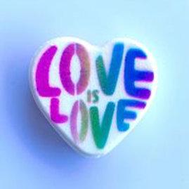 Love is Love Bath Bomb