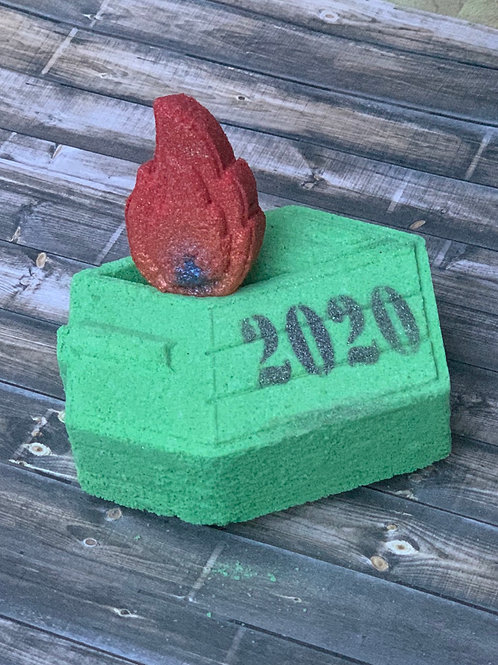 Wholesale Dumpster Fire Bath Bomb