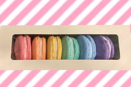 Wholesale Macaron Soap Sampler