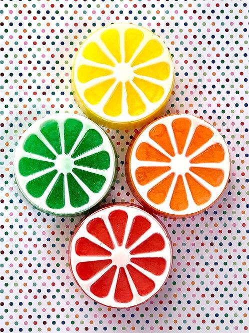 Citrus Slice Soap