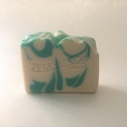 Wholesale Lemongrass Mint Soap