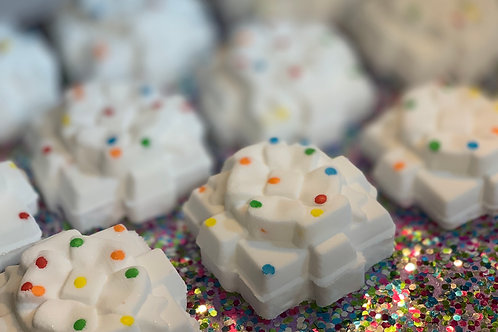 Wholesale Confetti Cake Bath Bomb