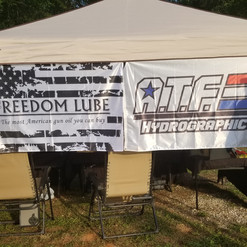 Freedom Lube & ATF Hydrographics