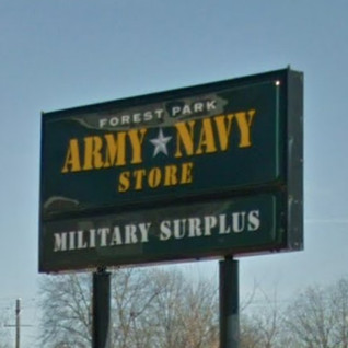 Forest Park Army-Navy