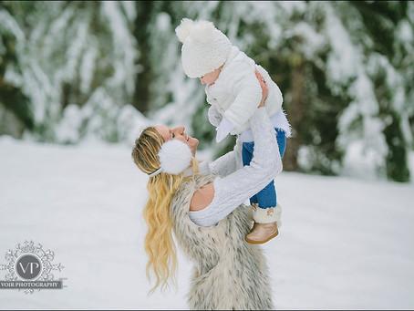 Petro and Iryna Family Photo Session