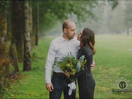 Andrey and Yana Family Photo Session
