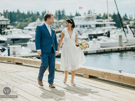 Kevin and Farideh Wedding