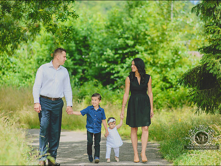 The Minchuk's Family Photo Session