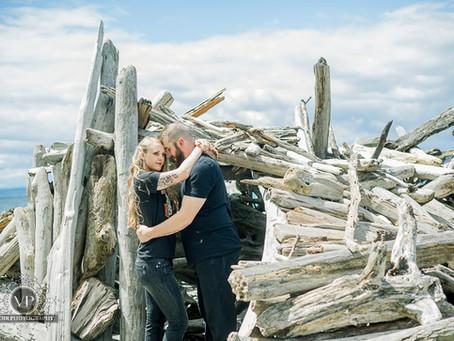 Rebecca and Kody Engagement