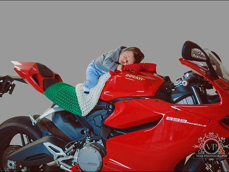 Baby Alessandro - Newborn Photo Session