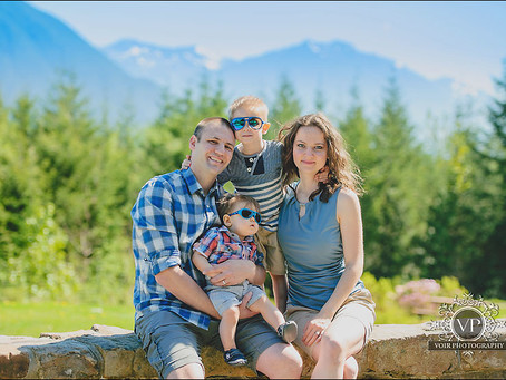 Stearn's Family Photo Session