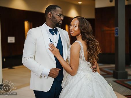 Brandon and Lynda Wedding