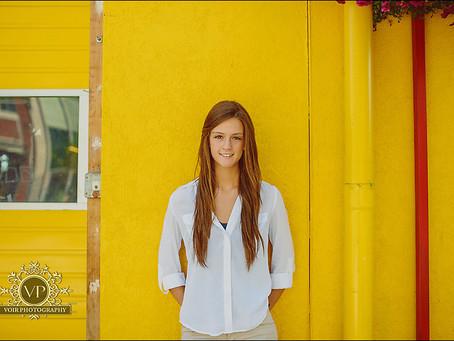 Kyleigh Senior Photo Session