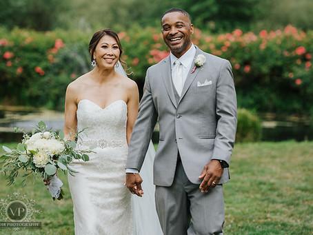 Trent and Amie Wedding