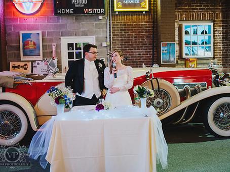 Ian and Lenora Wedding
