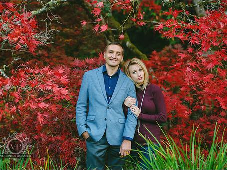 Aleksey and Alena Family Photo Session