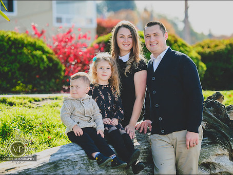 The Melnik's Family Photo Session