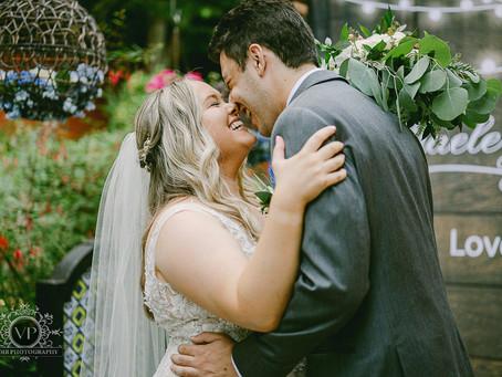Jason and Haeley Wedding
