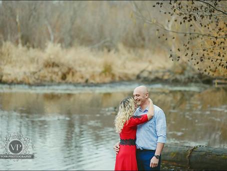 Sergey and Viktoriia Engagement