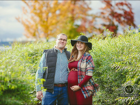 The Firsov's Maternity Photo Session