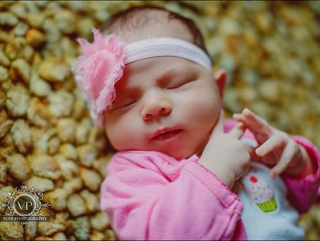 Baby Kayla Newborn Photo Session