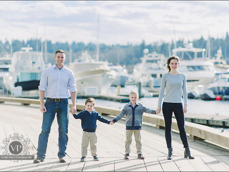 Kevin and Tamila Family Photo Session