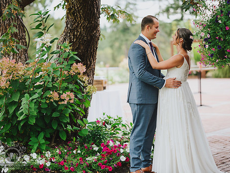 Spencer and Kelsey Wedding