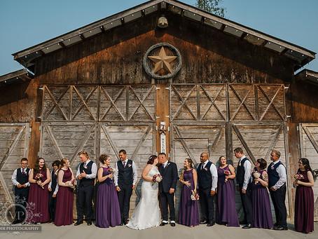 Aaron and Jennifer Wedding