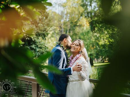 Alice and Nathan Wedding