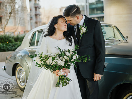 Andrey and Tatyana Wedding