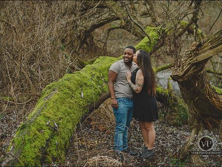 Avery and Amanda Engagement