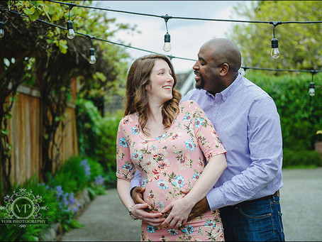 Jonathan and Sarah Maternity Session