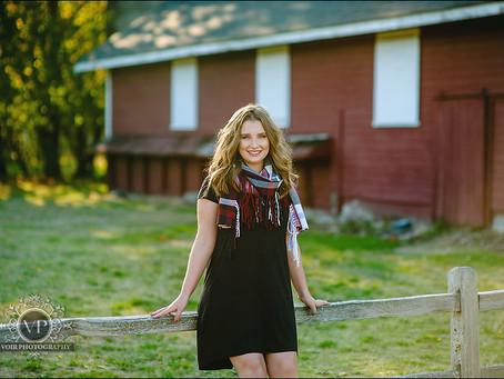 Lauren Senior Photo Session